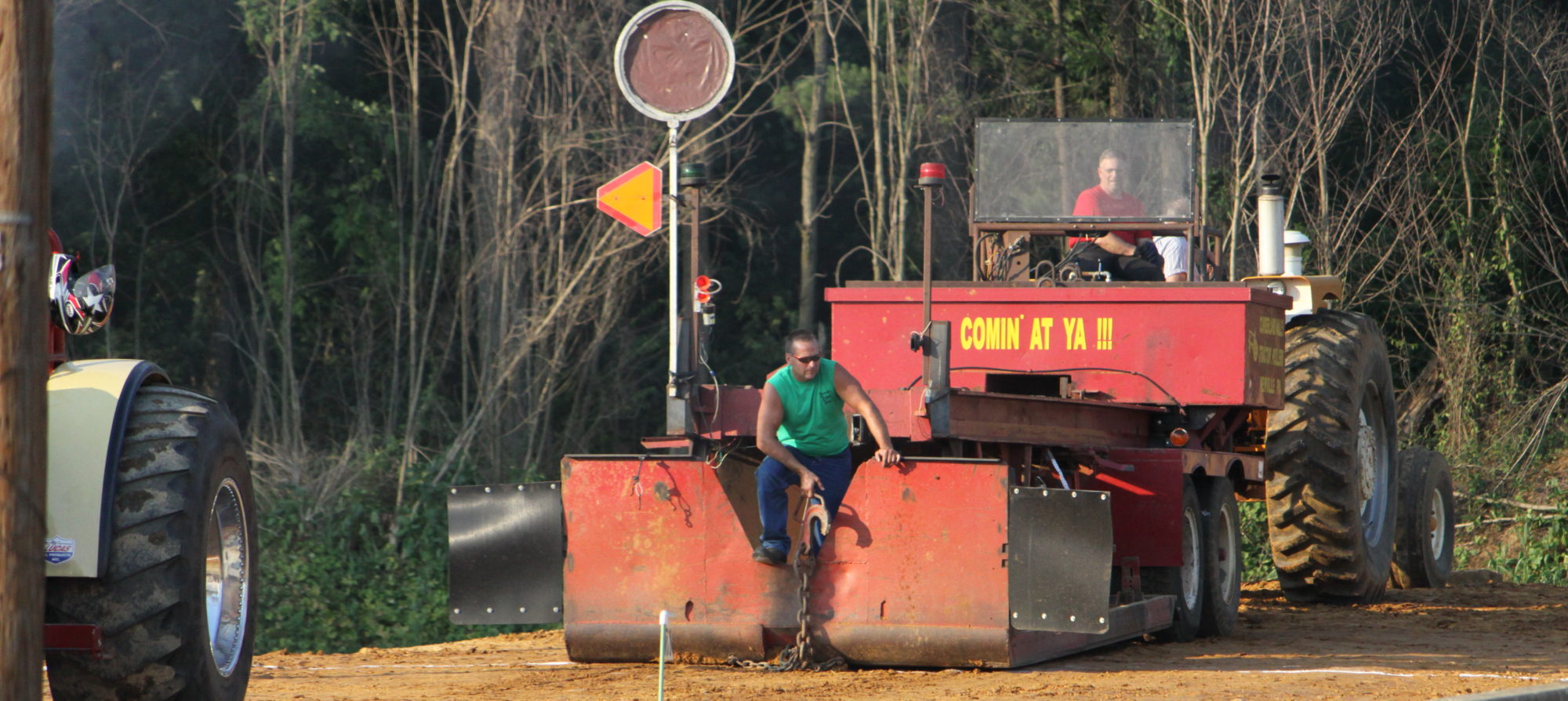 Cumberland Valley Tractor Pullers